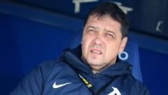 Петър Хубчев остава треньор на Левски, поне засега