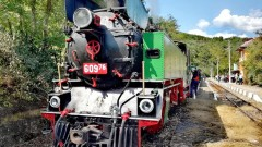 БДЖ кани на разходка с парен локомотив по случай 6 септември