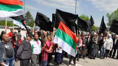 Животновъди протестират край Хасково
