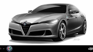 Alfa Romeo разработва конкурент на BMW Серия 5