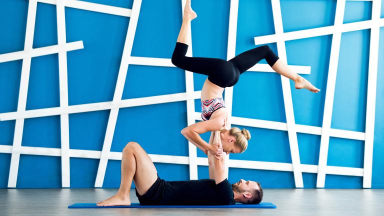5 по-различни йога практики