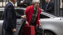 Консерваторите събраха 48 депутати, искащи оставката на Тереза Мей
