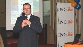 ING Животозастраховане откри своя агенция и в Русе