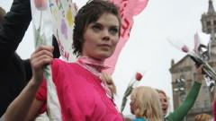 "Самоуби се основателка на украинската феминистка група ""Фемен"""
