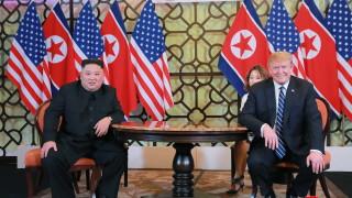 Тръмп под критика за срещата си с Ким Чен-ун