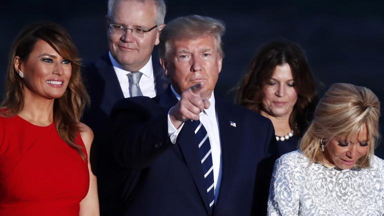 Президентът на САЩ Доналд Тръмп възнамерява да разгледа