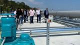 """Борисов се хвали с напредъка на """"Хемус"""" и пречиствателните станции по морето"""