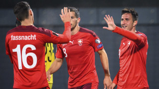 Швейцария ни показа как се бие Литва