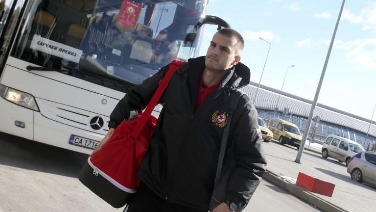 Чорбаджийски отново титуляр в ЦСКА