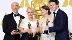"""""""Бърдмен"""" е най-добър филм, отнесе още три статуетки"""