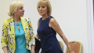 Манолова оставила сериозно наследство на Диана Ковачева като омбудсман