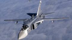 Руски бомбардировачи симулираха атака на 10 метра от американски есминец