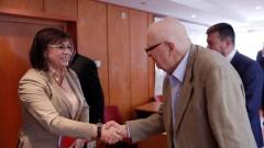 Социалистите се сприятелиха с член от коалицията на ОП