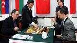 Топалов спира с шаха и отива на сватба