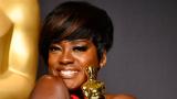 """Вайола Дейвис стана първата чернокожа актриса с """"Оскар"""", """"Еми"""" и """"Тони"""""""
