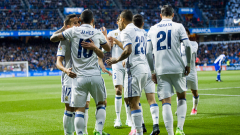 Реал (Мадрид) разби с 6:2 Депортиво Ла Коруня