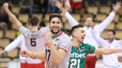 """Превъзходни! Волейболните """"лъвове"""" победиха и Сърбия и са на полуфинал в Берлин!"""