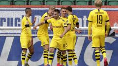 Борусия (Дортмунд) взе важните 3 точки във Волфсбург