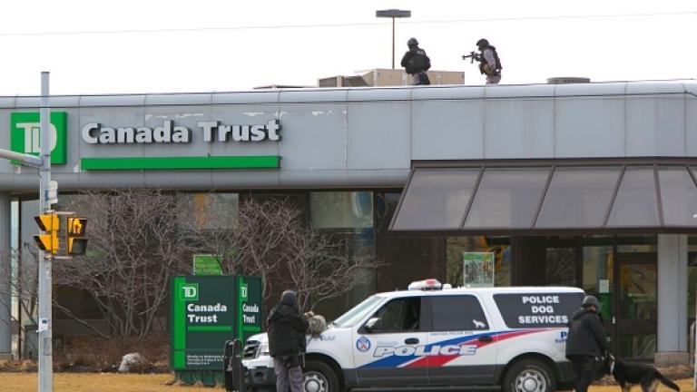 Мъж беше убит в Торонто