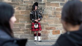 Шотландската полиция изпрати сапьори в централната част на Единбург
