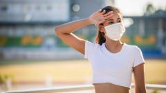 Правила за носене на маска в жегите