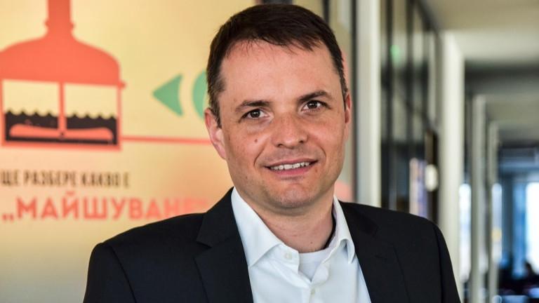 Владан Матич е новият изпълнителен директор на