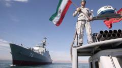 Иранските ВМС спряха нападение срещу петролен танкер