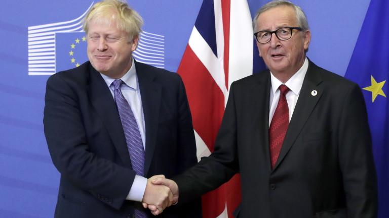 Юнкер обвини Борис Джонсън, че казал много лъжи в кампанията за референдума за ЕС