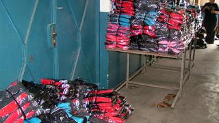 """Спряха износ на """"маркови"""" дрехи"""