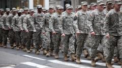Висш US военен: Бюджет за отбрана под $733 млрд. застрашава армията на САЩ