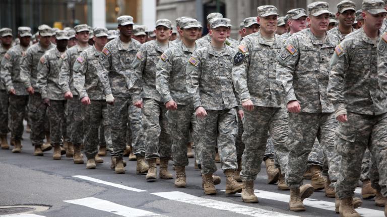 В Източна Германия посрещат с открита омраза военнослужещите от САЩ