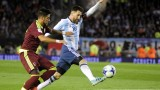 Аржентина не успя да победи Венецуела, Колумбия и Бразилия с реми (ВИДЕО)
