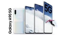 Galaxy A90 5G - първият 5G телефон от среден клас на Samsung