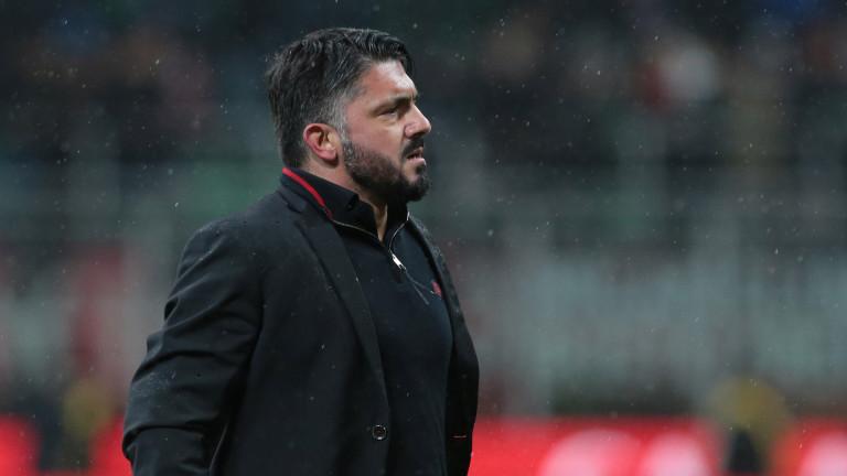 Дженаро Гатузо: Шампионската лига е реална цел за Милан