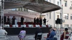 Медицинският университет в Плевен преминава на онлайн обучение за 2 седмици