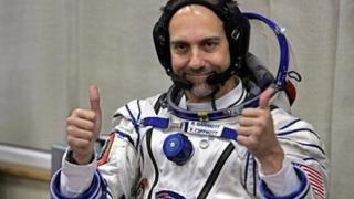 Създателят на Ultima излетя в космоса