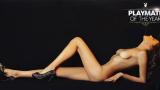 Плеймейтката Рени е с най-дългите крака (18+)