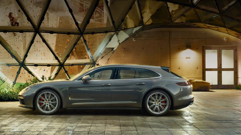 Porsche показа комбито Panamera Sport Turismo (ВИДЕО)