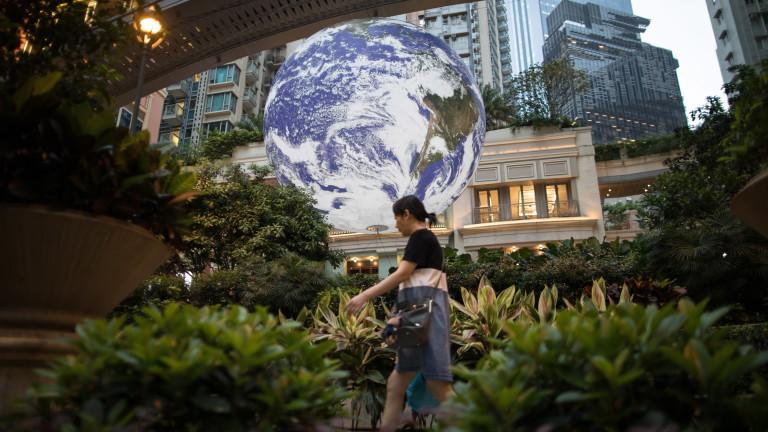 Климатичната криза поставя човечеството пред риск