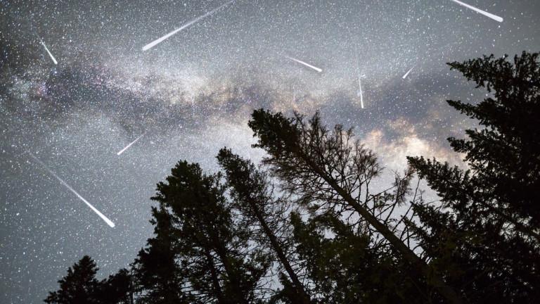 От небето ще валят звезди този уикенд
