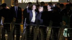 Ким Чен-ун се превърна в турист няколко часа преди срещата с Тръмп в Сингапур