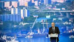 Путин: Русия и Китай координират международните си позиции