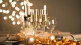 Нова година 2020, шампанското и какво да сервираме с него на празника