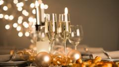 Какво да сервираме с шампанското на Нова година