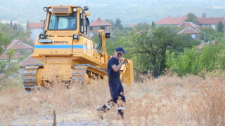 Овладяха пожара край гълъбовското село Главан
