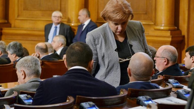 Депутатите се пуснаха в кратка ваканция заради балотажа