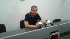 Сашо Станков е новият треньор на Черно море