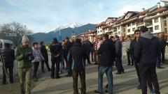 Хотелиери и превозвачи скочиха срещу концесионера на ски зоната в Банско