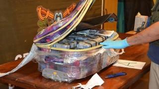 389 кг. кокаин открити в руското посолство в Аржентина