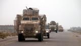 Водената от Саудитска Арабия коалиция започна най-голямата си офанзива в Йемен